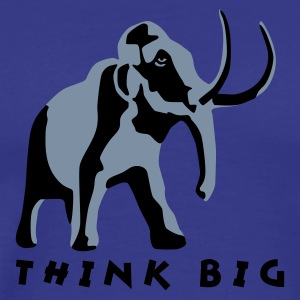 mammut_2c_think_big T-Shirts - Men's Premium T-Shirt