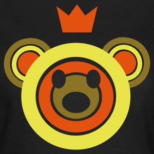 Bear and Crown Retro Berlin Girlshirt - Women's T-Shirt