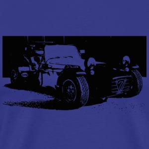 Caterham Front 2 - Men's Premium T-Shirt