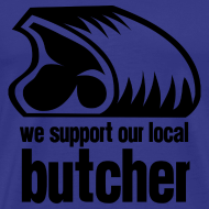 Design ~ We Support Our Local Butcher