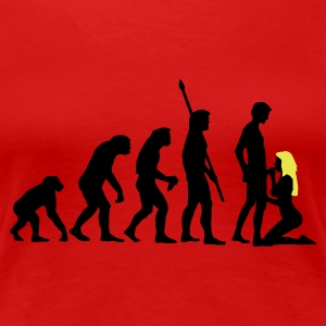 evolution_sucks_a_2c T-Shirts - Women's Premium T-Shirt