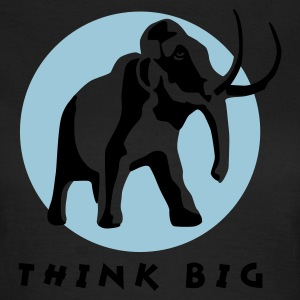 mammut_b_2c_think_big T-Shirts - Women's T-Shirt