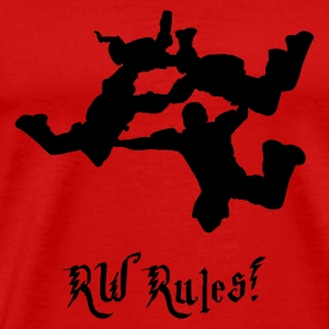 RW Rules! - Men's Premium T-Shirt