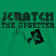 Design ~ Scratch The Upsetter