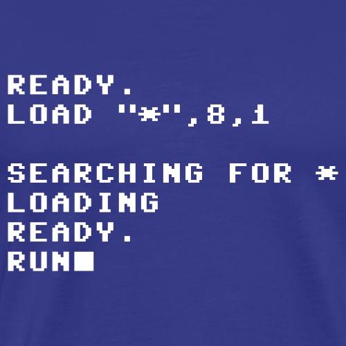 C64 - Retro - Commodore - Loading Screen