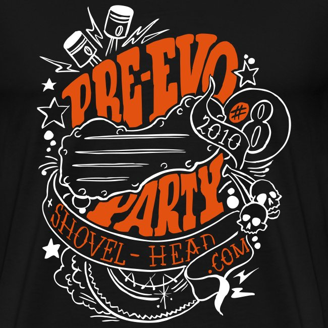 Pre-Evo-Party #8 - ÜBERGRÖSSE!
