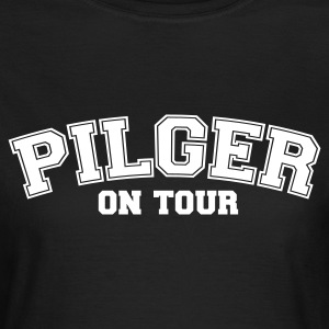 Chocolate Pilger on tour T-Shirts - Frauen T-Shirt
