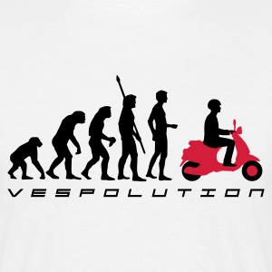 evolution__b_2c T-Shirts - Men's T-Shirt