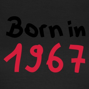 Olive Born in 1967 T-Shirts - Frauen T-Shirt