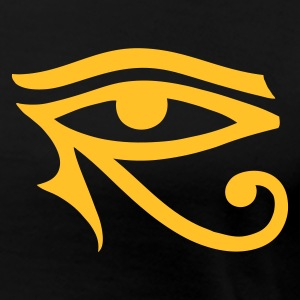 Eye Of Horus Girlie-Shirt - Frauen Premium T-Shirt