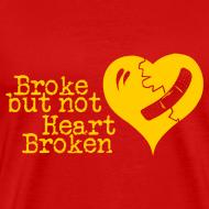 Design ~ Broke but not Heart Broken
