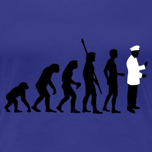 evolution_uniform_2c T-Shirts - Women's Premium T-Shirt