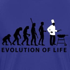 evolution_grill_e_2c Tee shirts - T-shirt Premium Homme