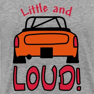 Ash Little and Loud Midget Men's T-Shirts - Men's Premium T-Shirt