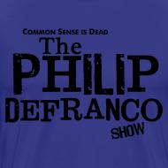 Design ~ Philip DeFranco Show Shirt (Male) w/ black text