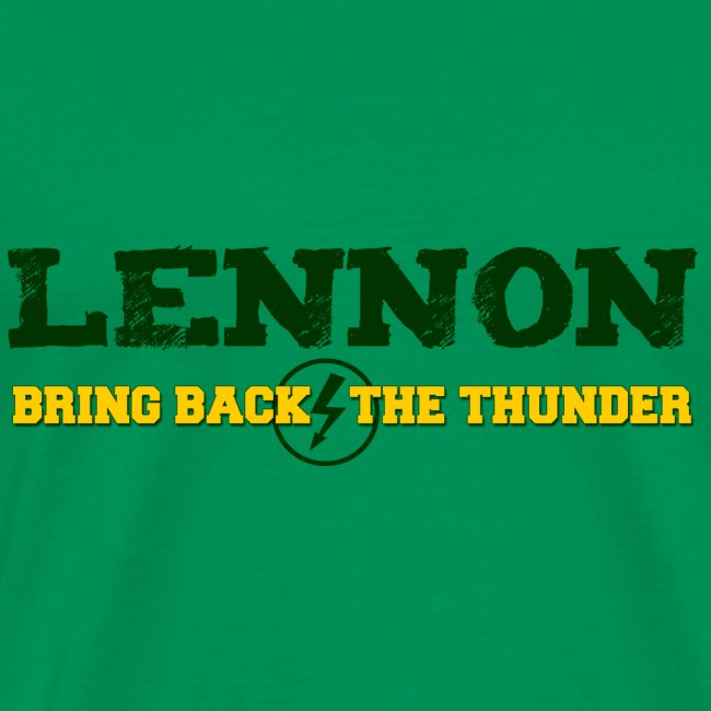 Bring Back The Thunder
