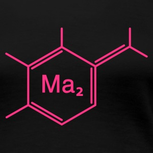 chemical mama - Frauen Premium T-Shirt