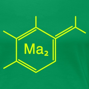 chemical mama - Women's Premium T-Shirt