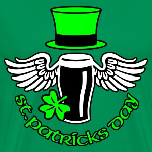 st_patricks_beer Tee shirts - T-shirt Premium Homme