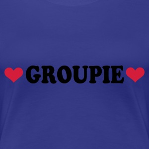 Türkis Groupie - Band T-Shirts - Frauen Premium T-Shirt