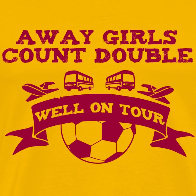 Away Girls Count Double