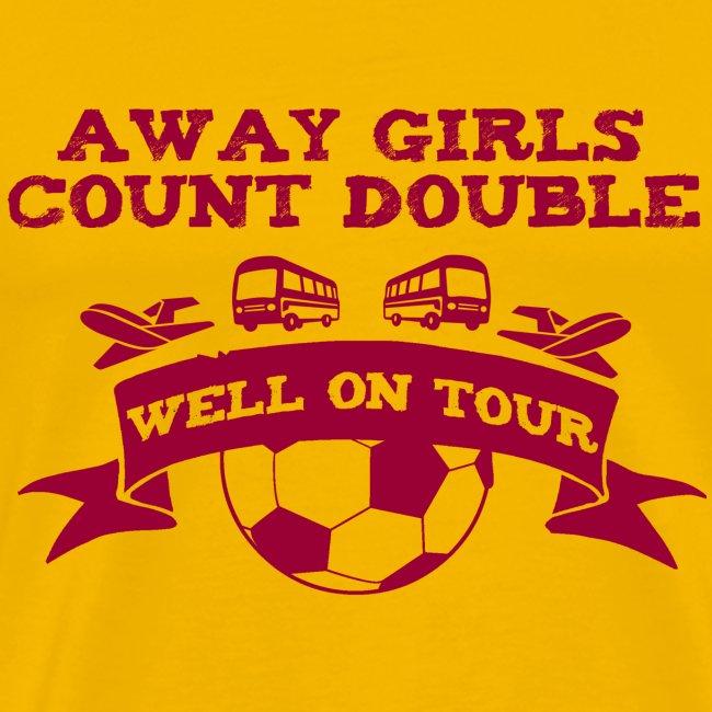 Away Girls Count Double