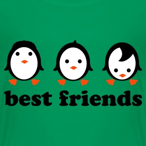 Vert Best friends Tee shirts - T-shirt Premium Ado
