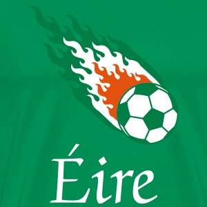 Fireball Football Ireland - Men's Premium T-Shirt
