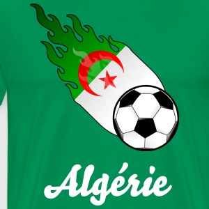 Fireball Football Algeria - Men's Premium T-Shirt