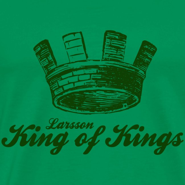 Larsson - King of Kings