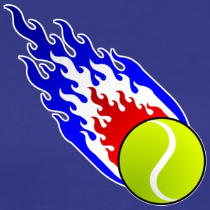 Fireball Tennis France - Men's Premium T-Shirt