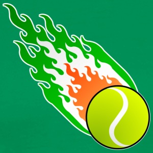 Fireball Tennis Ireland - Men's Premium T-Shirt