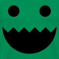 Design ~ Polycount GREENTOOTH'd - Green