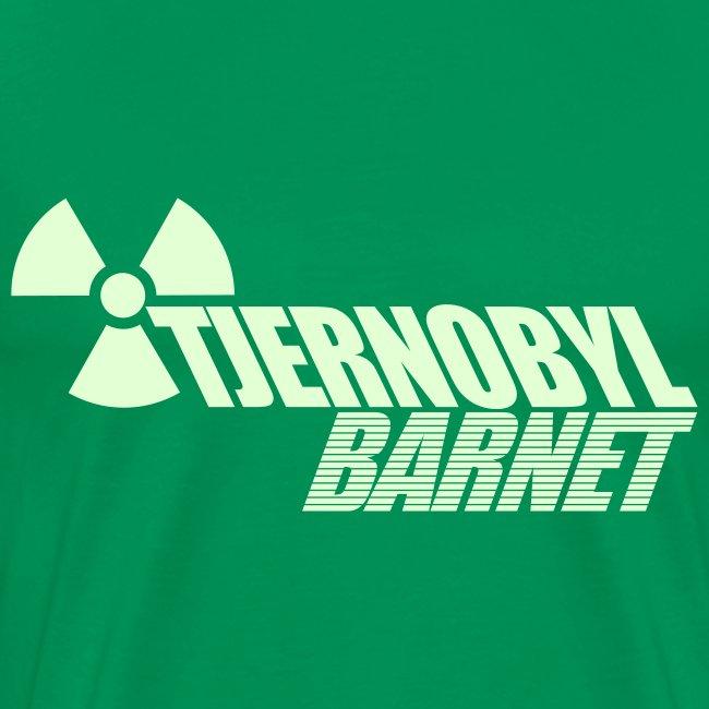 TJERNOBYLBARNET GLOW-IN-THE-DARK