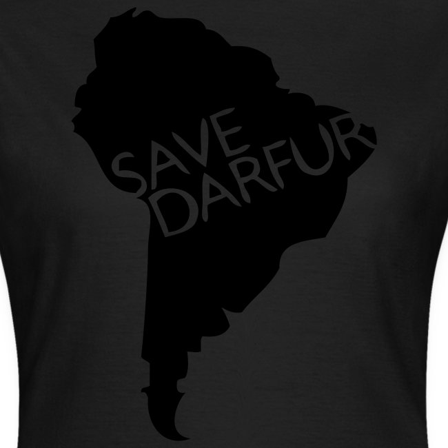 Save Darfur ladies