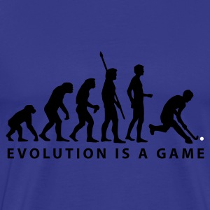 evolution_herren_hockey_b_2c T-Shirts - Men's Premium T-Shirt