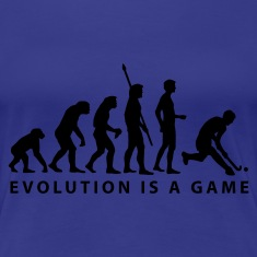 evolution_herren_hockey_b_1c T-Shirts