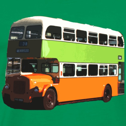 Glasgow Corporation Bus