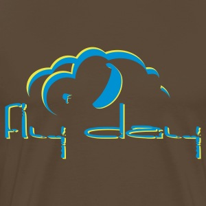 Fly Day - T-shirt Premium Homme