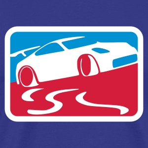 Drift League - Männer Premium T-Shirt