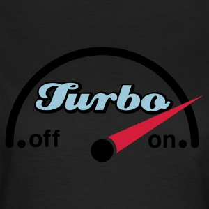 Olive Turbo Cockpit © T-Shirts - Frauen T-Shirt