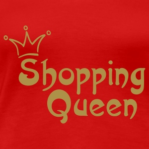 SHOPPING QUEEN | Frauenshirt XXXL - Frauen Premium T-Shirt