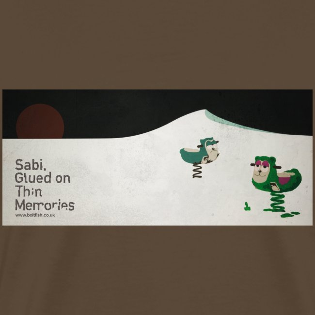 Sabi - Glued on Thin Memories Tee