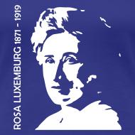 Motiv ~ Rosa Luxemburg - T-shirt - Dam