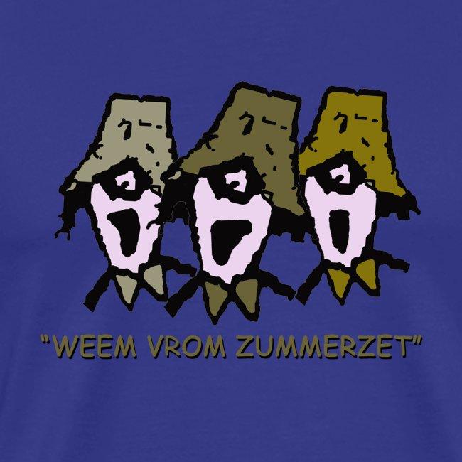 weem vrom zummerzet classic t-shirt