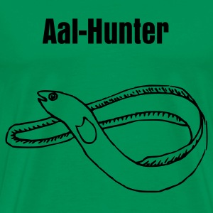 Aal-Hunter - Männer Premium T-Shirt