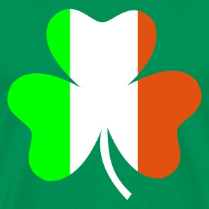 Ireland - Shamrock - Men's Premium T-Shirt