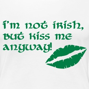 Weiß St. Patricks day T-Shirts - Frauen Premium T-Shirt