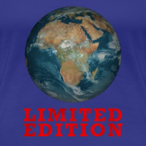 Earth Limited Edition T-shirts - Dame premium T-shirt