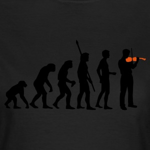 Olive evolution_geiger T-Shirts - Frauen T-Shirt